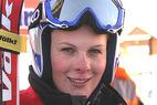 Janica Kostelic in der Kombination nicht zu schlagen - ©Gerwig Löffelholz