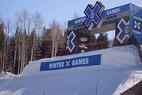 Die Stars fiebern den Skicross-Rennen bei den X-Games entgegen - ©Schlick Media