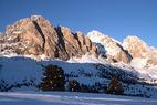 Skirennen in Gröden können stattfinden - ©Gröden