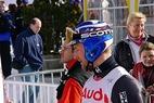 Abfahrts-Weltcupfinale: Deneriaz siegt und Eberharter lächelt - ©XNX GmbH