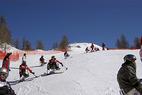 Sponsorenerfolg für das Deutsche Paralympics Skiteam alpin - ©Simon Voit