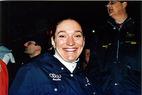 Video-Interview mit Monika Bergmann vor dem Weltcup-Start 2003 - ©G. Löffelholz / XnX GmbH