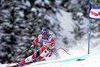 Herminator dreht im 1. RS-Lauf von Adelboden auf - ©*