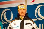 Susanne Ekman siegt im zweiten Nor-Am-Slalom - Sponring auf Platz drei - ©Gerwig Löffelholz
