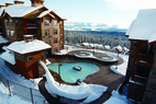 Top Family Resorts for Christmas: Big White, British Columbia
