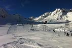 Wintereinbruch: Jede Menge Neuschnee in den Alpen - ©Stubaier Gletscher