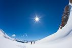 Berner Spitzen: Skitouren-Erlebnisse zwischen Gstaad, Leukerbad und Grindelwald - ©Iris Kürschner/powerpress.ch