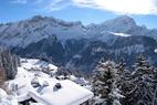 Villars : Ouverture partielle du domaine skiable  - © Villars Tourism, Switzerland