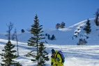 Blue Skies & Soft Snow in the Sawtooths with Sun Valley Heli Ski Guides