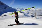 Pisteurs secouristes : Les skieurs ont leurs anges gardiens  - ©© Eric BEALLET