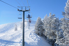 Need a Lift? 6 Private Chair Lifts - ©Sundance Resort