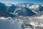 Verbier: 4 Valles y 412 Kilmetros de pistas