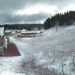 Chute de neige du 24 mai 2013 - Monts Jura
