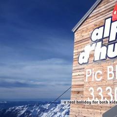 Bientôt l'hiver à l'Alpe d'Huez...