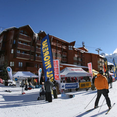 Val Thorens Ski Force Winter Tour