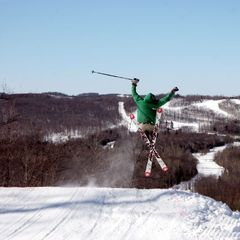 2012 Midwest Region Best Terrain: Indianhead Mountain