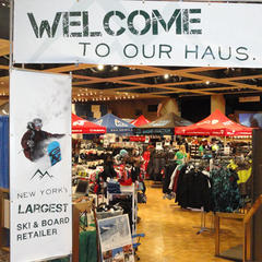 Gateway to the Albany Ski & Snowboard Expo - ©Albany Ski & Snowboard Expo