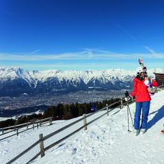 Skifahren in Innsbruck - ©TVB Innsbruck