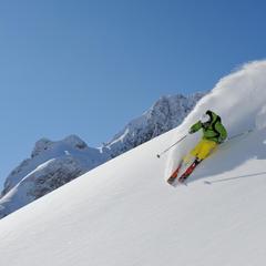 Die schönsten Skisafaris – Hotspot2: Skisafari Bregenzerwald, Arlberg, Kleinwalsertal - ©Josef Mallaun / Vorarlberg Tourismus