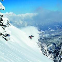 Hors pistes à Innsbruck - ©® Innsbruck Info