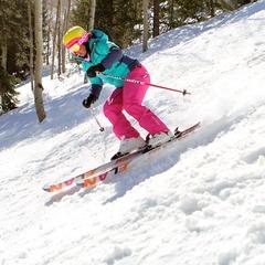 ski test day 2