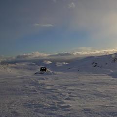 Flotte forhold på Haukelifjell! - ©Are Tallaksrud