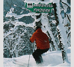 Powder glade skiing at Mount Bohemia