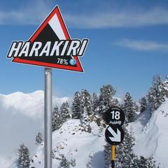 Vous voulez vous frotter à des pistes de ski bien raides? Voici une sélection qui devrait vous chauffer les cuisses : les 10 pistes de ski les plus raides des Alpes ! - ©OT Mayrhofen