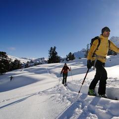 Skitouren im Hochpustertal - ©Norbert Eisele-Hein