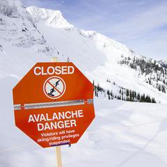 Pericolo valanghe - ©Scott Innes/Flickr
