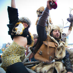 Ullr Fest in Breckenridge. - ©Photo courtesy Carl Scofield.