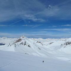 Älplihorn-Skitour - ©Marion Neumann
