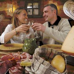 Saint Valentin détente et gastronomie