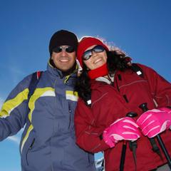 Saint Valentin à la montagne