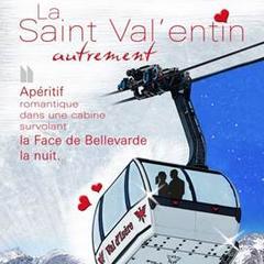 Saint Valentin à Val d'Isère