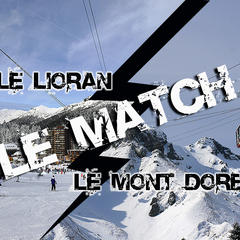 Massif Central : Le Lioran vs Le Mont Dore