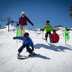 ABC per una giornata sulla neve con i bambini - ©Jeff Enegerbretson / Squaw Valley