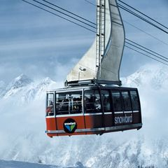 2012 Rockies Region Best Overall Resort: Snowbird