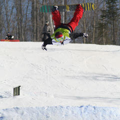 Michigan's Indianhead Snags Best Midwest Terrain Park - ©Indianhead Mountain Resort