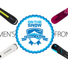 2015 Editors' Choice Skis: Women's Frontside