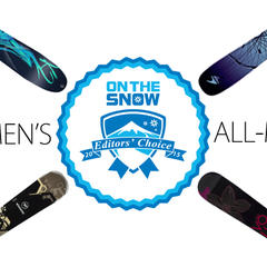 2015 Editors' Choice Women's All-Mountain Front Skis
