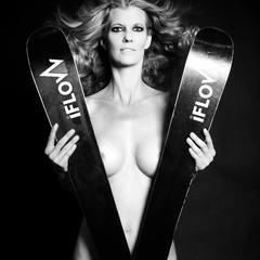 Calendario Maestre di Sci 2015 - Miss Settembre - ©Gitta Saxx | www.skilehrerinnen.at