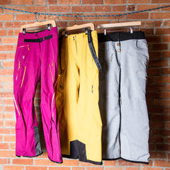 Best Women's Ski Pants: 3 Picks for 2015 - ©Liam Doran