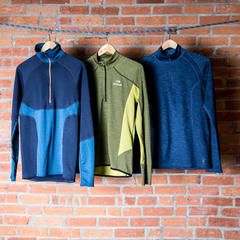 This Season's 3 Best Base Layers for Men - ©Liam Doran
