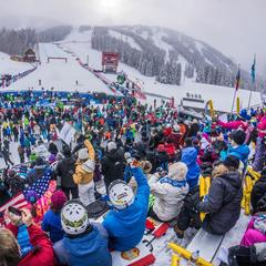 Infographic: Skier, Spectator & Scene Stats From the 2015 World Ski Championships - ©Kevin Krill-Crested Butte Photography