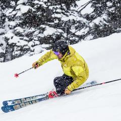 Ski Test 2015/2016 in Action Via the Socialsphere - ©Liam Doran