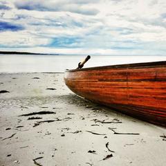 Strandszenerie an der wunderschönen Jervis Bay im Südosten Australiens - ©Florian Reuter | Julia Mohr