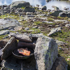Ernährung auf Trekkingtouren - ©Frieda Knorke