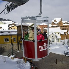 Winter Park CO gondola