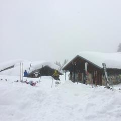 Sainte Foy Tarentaise - Sorties de ski